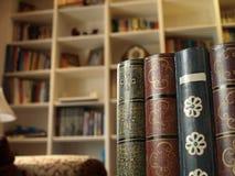 Bücherregal Lizenzfreie Stockfotografie
