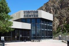 Büffel Bill Dam Visitor Center Stockfotos