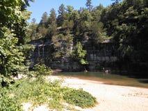 Büffel-Fluss Lizenzfreies Stockfoto