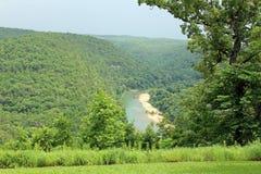 Büffel-Punkt auf dem Büffel-Fluss #8 Lizenzfreie Stockfotos