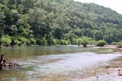 Büffel-Punkt auf dem Büffel-Fluss #3 Stockfotos