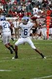 Büffel-Quarterback Zach Maynard Lizenzfreie Stockfotos