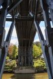 Bügeln Sie Brücke Lizenzfreie Stockbilder