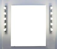 Bühne hinter dem Vorhang Lizenzfreie Stockfotos