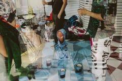 Bühnenbild - Ubu Roi durch Alfred Jarry - Miami Lizenzfreie Stockbilder