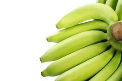 Bündel Bananen: Beschneidungspfad eingeschlossen Lizenzfreies Stockbild