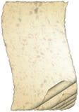 Bündel des alten Papiers. lizenzfreie abbildung