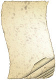 Bündel des alten Papiers. Stockfotografie