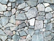 Bündel großer Granit entsteint horizontales Bild Stockfotografie