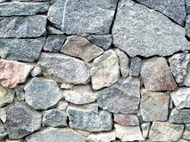 Bündel großer Granit entsteint horizontales Bild Stockfoto