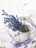 Bündel Lavendel Lizenzfreie Stockfotos