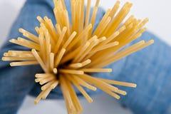 Bündel Spaghettis Lizenzfreie Stockfotografie