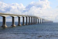 Bündnis-Brücke Stockbild