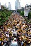 Bündnis der Leute für Demokratie Stockfoto