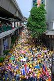 Bündnis der Leute für Demokratie Lizenzfreies Stockbild