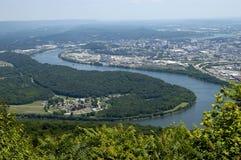 Bürgerkrieg-Ausblick-Berg Lizenzfreie Stockfotos