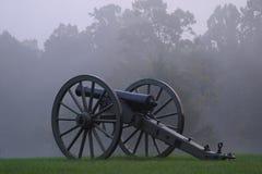 Bürgerkrieg-Kanone Lizenzfreies Stockbild