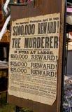 Bürgerkriegwiederinkraftsetzung Stockbilder