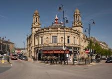 Bürgerliches Theater Halifaxes Stockfoto