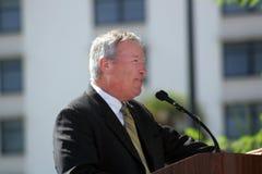Bürgermeister von Orlando, Florida, Freund-Farbstoff Stockfotografie