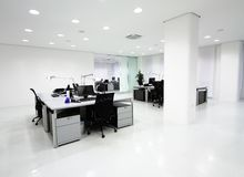 Büro Lizenzfreies Stockfoto