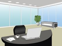 Büro Stockfoto