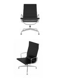 Büro chair01 Lizenzfreie Stockbilder