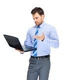 Büro clerk-42 Stockfoto