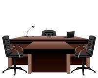 Büro des Direktors Stockbilder