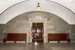 Büro des Missouri-Staat Gouverneurs stockfoto