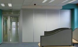 Büro geräumig lizenzfreies stockbild
