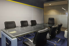 Büro-Innenraum Stockfotos