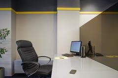 Büro-Innenraum Lizenzfreie Stockfotos