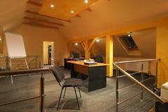 Büro-Innenraum Lizenzfreies Stockfoto