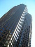 Büro-Kontrollturm, winklig Stockfotos