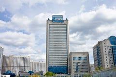 Büro in Moskau moskau Lizenzfreie Stockfotografie