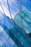 Büro-Reflexionen Lizenzfreie Stockbilder