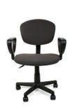 Büro-Stuhl über Weiß Lizenzfreies Stockbild
