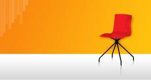 Büro-Stuhl Stockbild