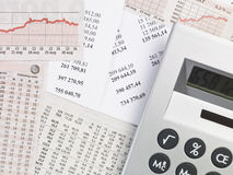 Büro Supplys Stockfotos