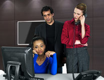 Büro-Team lizenzfreies stockbild