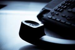 Büro-Telefon Stockfotografie