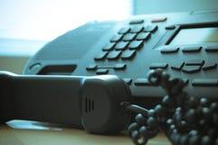 Büro-Telefon stockbilder