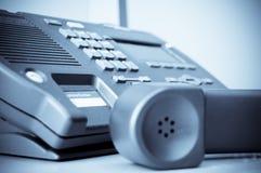 Büro-Telefon Stockfoto