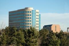 Büro u. Hotel Lizenzfreie Stockfotos