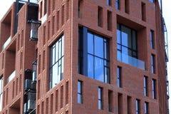 Büro und Wohngebäude Lizenzfreie Stockfotografie