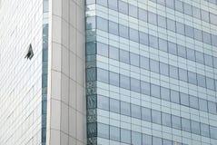Büro Windows Lizenzfreie Stockbilder