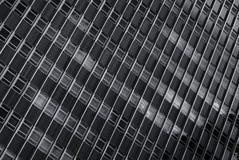 Büro Windows Stockfoto