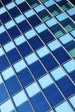 Büro-Windows-Hintergrund Stockbilder