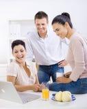 Büroangestellte Lizenzfreies Stockfoto
